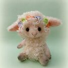 Lily Lamb by Penny Bonser