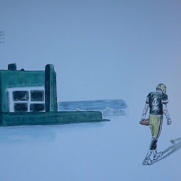 The gold has left green bay by DanWagner