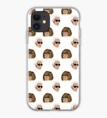koldest wintour iPhone Case