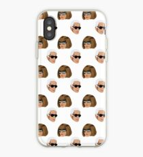 koldest wintour iPhone Case