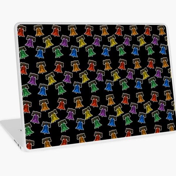 Liberty Bells - Pattern Laptop Skin