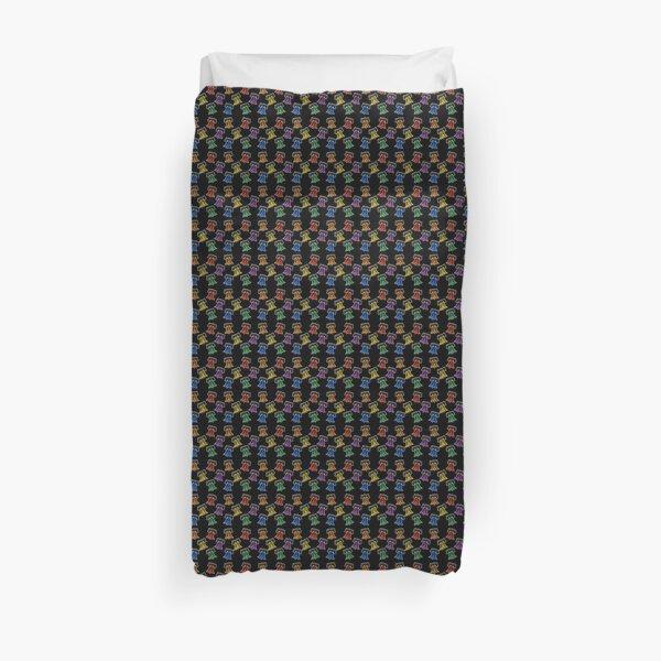 Liberty Bells - Pattern Duvet Cover