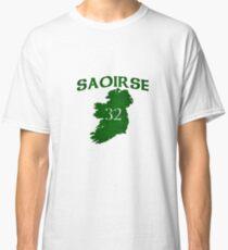 "Saoirse ""Freedom"" in Gaeilge Classic T-Shirt"