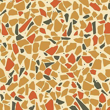 Terrazzo pattern  by lents