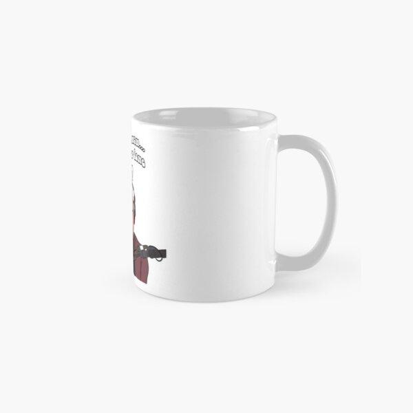 Joe Rogan DMT Meme Classic Mug