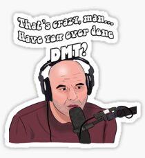Joe Rogan DMT Meme Sticker