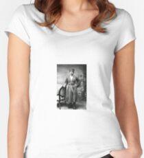 #Tawlula  #Karachay #Balkar #Къарачай #Малкъар #Qaraçay #Malqar #Tawlu #Karachays #Balkars  Women's Fitted Scoop T-Shirt