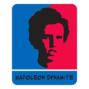 Napoleon Dynamite by florintenica