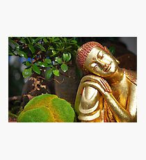 A Touch of Asia Photographic Print