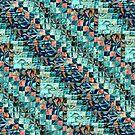 COLOR Frühling Muster geometrisch von Mauswohn