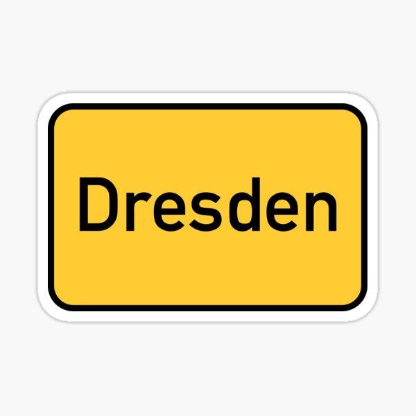 Dresden Sticker