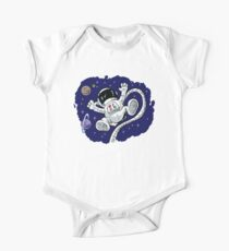 asteroidday 9 Short Sleeve Baby One-Piece