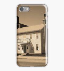 Historic House, Niles, Ohio iPhone Case/Skin