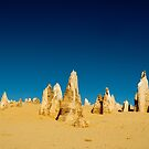 The Mighty Pinnacles by Joel Gibson