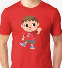 Friendly Villager is Friendly Unisex T-Shirt