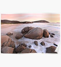 Whiskey Bay Beach, Wilsons Promontory, Victoria, Australia Poster
