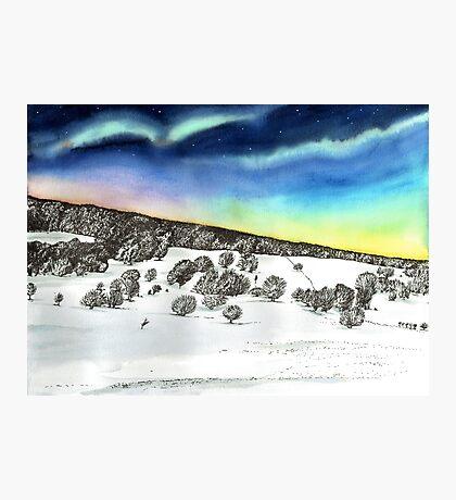 Aurora Borealis Impression photo