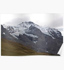 Suisse Mountains Poster