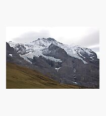 Suisse Mountains Photographic Print