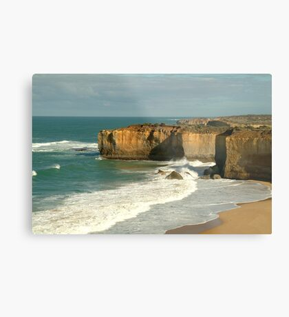 Coast Line,Great Ocean Road Metal Print