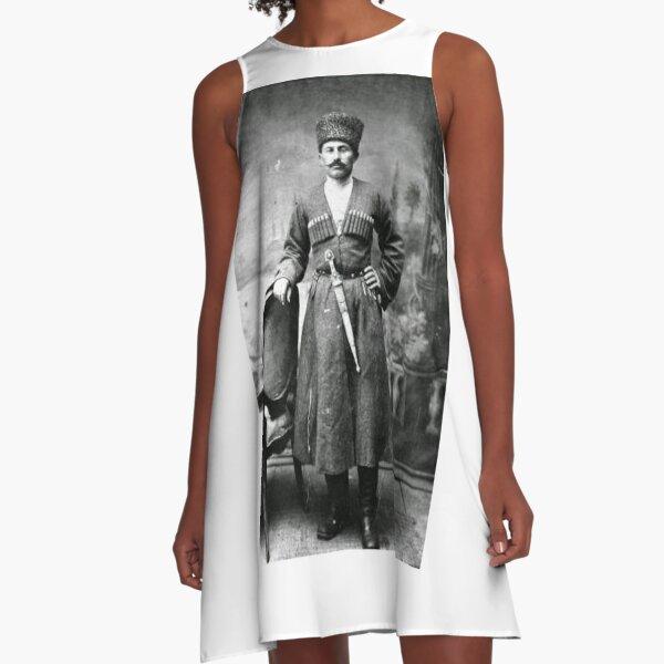 #Tawlula #Karachay #Balkar #Къарачай #Малкъар #Qaraçay #Malqar #Tawlu #Karachays #Balkars A-Line Dress