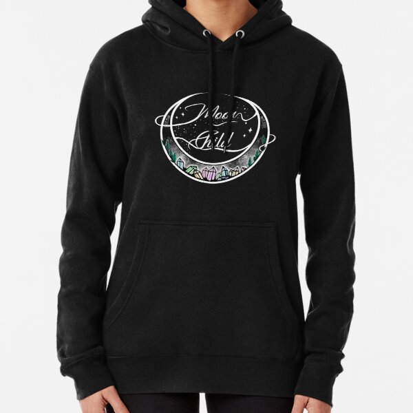 Moon Child Pullover Hoodie