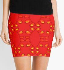 Ellipse Mini Skirt