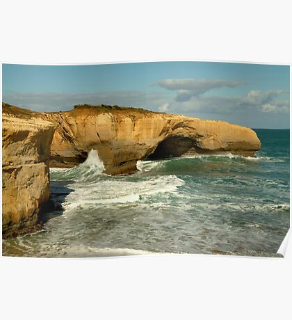 London Bridge,Great Ocean Road Poster