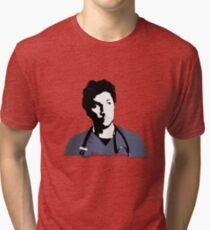 JD in thought Tri-blend T-Shirt