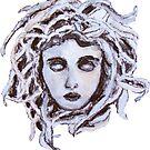 Medusa Gorgon von Kuhtina