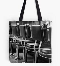California Diner Tote Bag