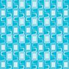 Mid Century Modern Pattern by Makanahele