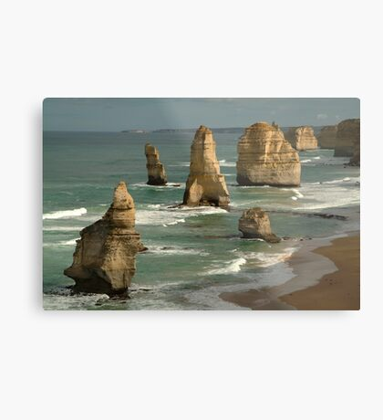The Twelve Apostles,Great Ocean Road Metal Print