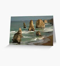 The Twelve Apostles,Great Ocean Road Greeting Card