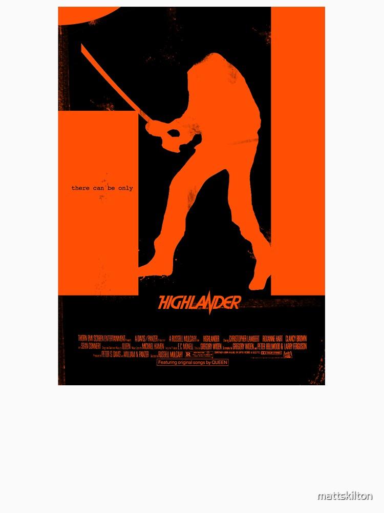 Highlander by mattskilton