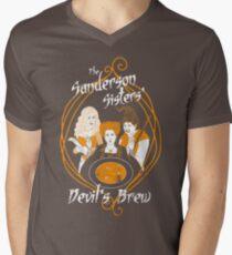 Devil's Brew Men's V-Neck T-Shirt
