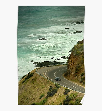 Bend,Great Ocean Road Poster