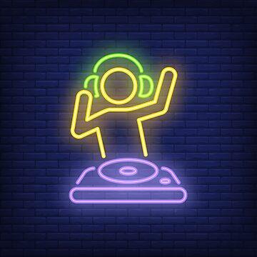 Disk Jokey for musicians DJs mixed music lovers by peter2art