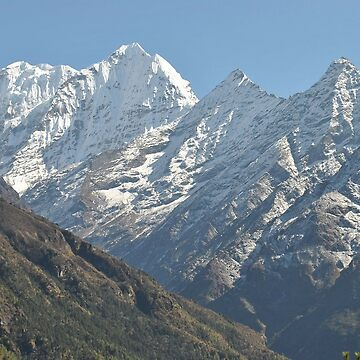 Mount Everest by EdmondHoggeJr