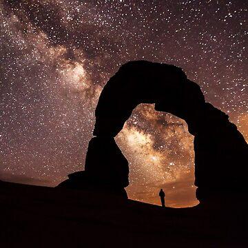 Arches National Park by EdmondHoggeJr