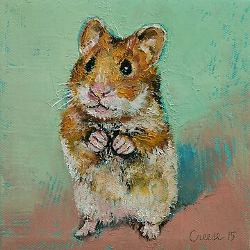 Hamster by michaelcreese