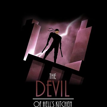 The Devil of Hell's Kitchen by kingsrock