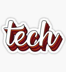 tech Sticker