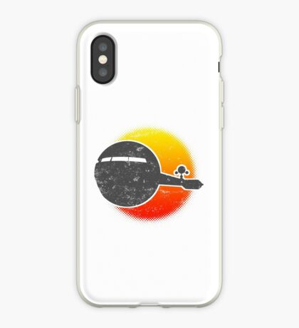 USS A One Space Discovery Odyssey Ascend 2001 Light iPhone Case