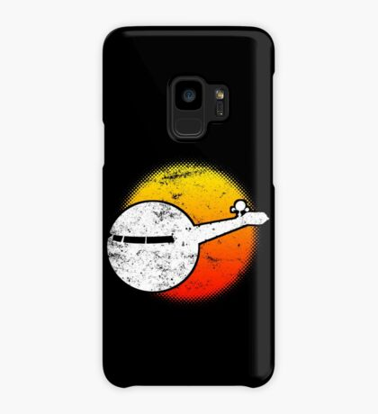 USS A One Space Discovery Odyssey Approach 2001 Dark Case/Skin for Samsung Galaxy