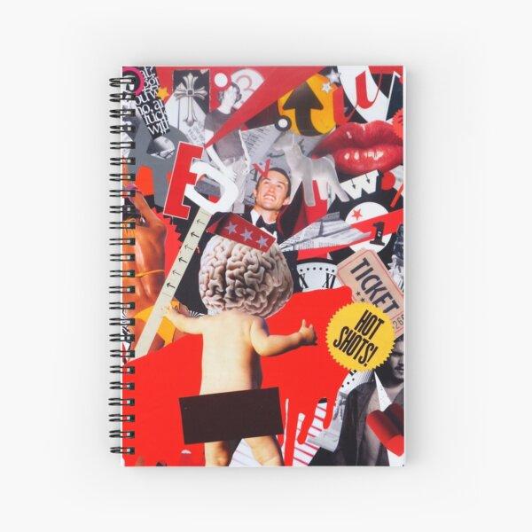 The Everlasting Gobstopper Spiral Notebook