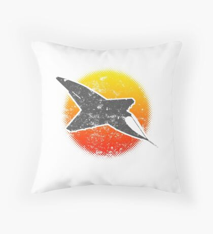 Pan Space Orion A Odyssey III Am 2001 Light Throw Pillow