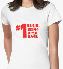 Bring Rita Back Women's Fitted T-Shirt