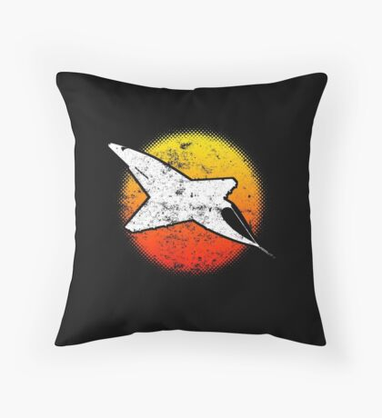 Pan Space Orion A Odyssey III Am 2001 Dark Throw Pillow