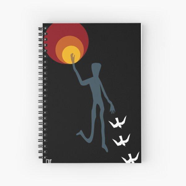 Migration Trigger Spiral Notebook